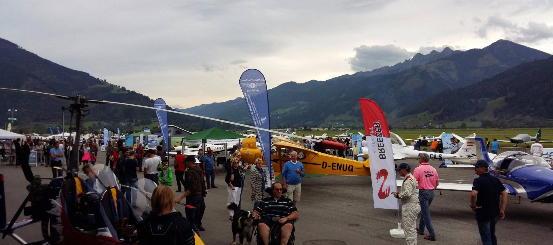 AIR EXPO Zell am See