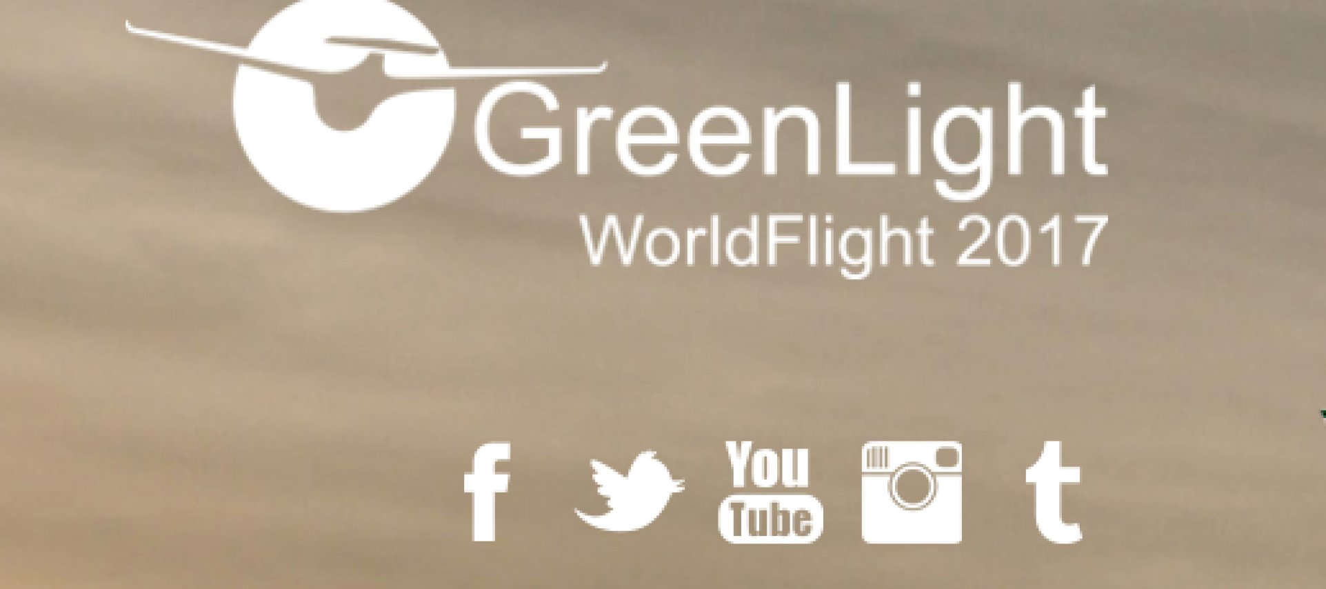 Začetek nove misije Green Light World Flight